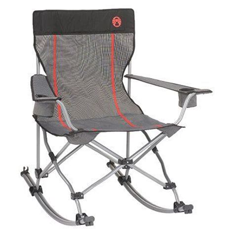 Csmart Folding Rocking Chair by Coleman 174 Chair Rocker Cing Rocking