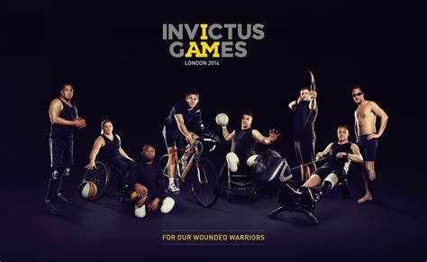 Brand New New Logo And Identity For Invictus Games By Lambienairn