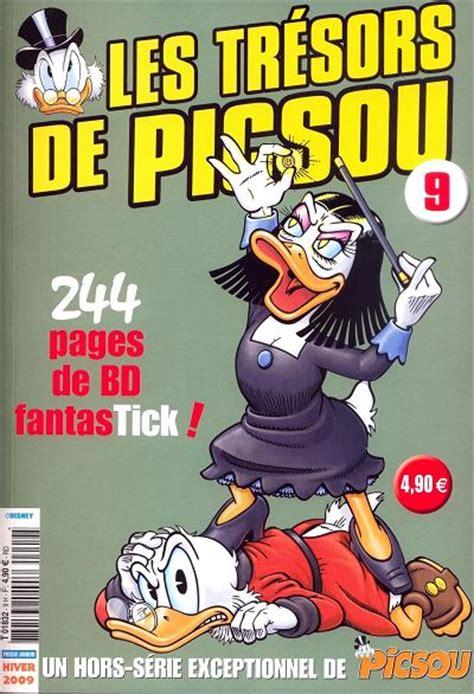 picsou magazine hors s 233 rie 9 les tr 233 sors de picsou