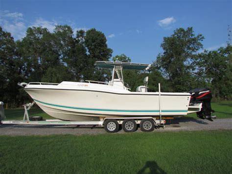 Mako Offshore Boats For Sale by 1996 Mako 295 Sport Cabin Offshore Boats For Sale In Baton