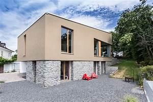 Fassadenfarben Am Haus Sehen : 099 haus g modern h user frankfurt am main von mo architekten ~ Markanthonyermac.com Haus und Dekorationen