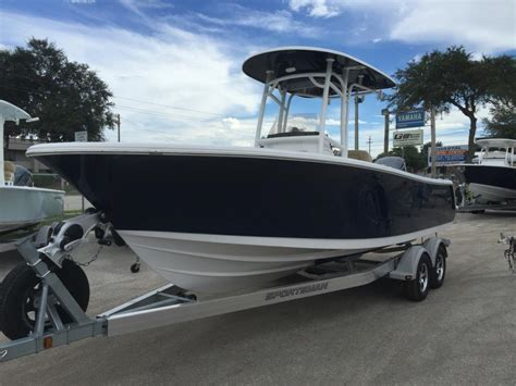Center Console Boats With Porta Potty by Sportsman Boats 231 Boats For Sale In Florida