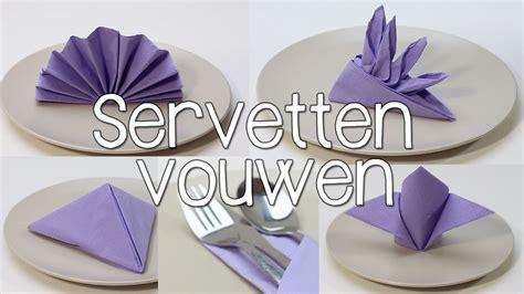 Bootje Servet Vouwen by Simpel Servet Vouwen