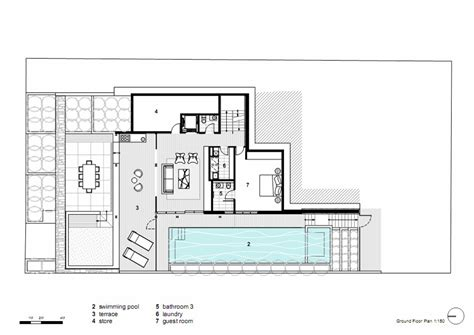modern open floor house plans modern house dining room contemporary floor plan mexzhouse